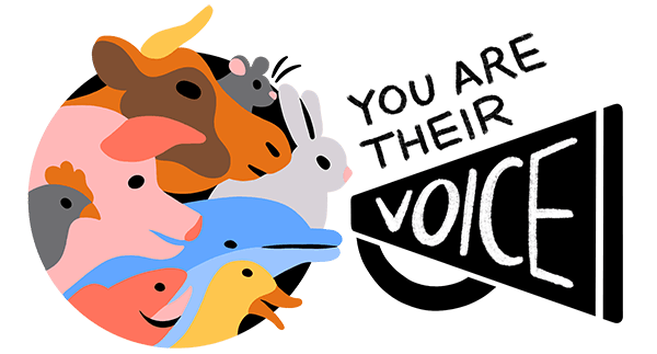 You Are Their Voice Logo